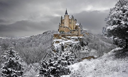 SPAIN IN WINTER